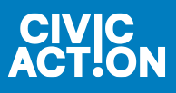 Civic Action Reverse Logo